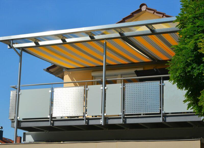 store pour terrasse