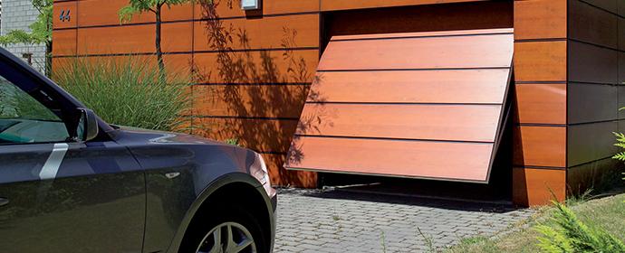 porte de garage ouverture automatique